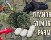 Ark: Survival Evolved Türkçe 30. Bölüm – Titanoboa Yumurtası Nasıl Toplanır?