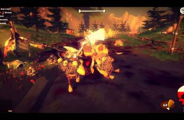 Barbarian Brawl Tanıtım Videosu
