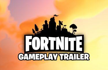Fortnite Resmi Oynanış Videosu
