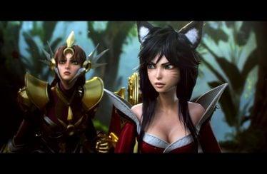 League of Legends : Yeni Sinematik Videosu