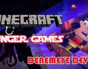 Minecraft Hunger Games | Türkçe Denemeye Devam