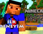 Minecraft-Hunger Games | Türkçe : İlk Deneyim