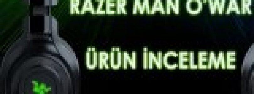Razer Man O'War Chroma Ürün İncelemesi