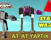 Scrap Mechanic At-At Yapımı (Star Wars)