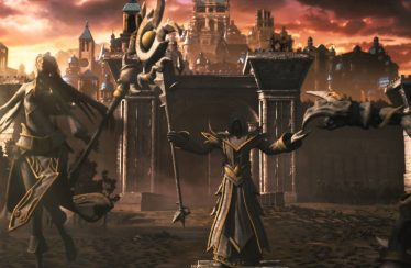 Stormthrone Resmi Sinematik Videosu