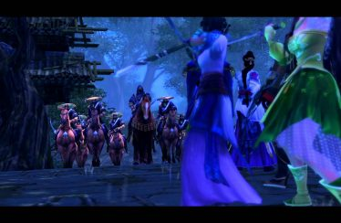 Swordsman Resmi Trailer