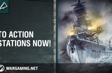 World of Warships Kapalı Beta Tanıtım Videosu