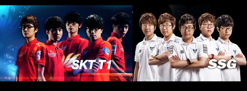 SKT – SSG Final Mücadelesi' ni Yorumladık( Detaylı )