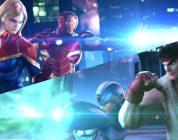 Marvel vs Capcom: Infinite, Satışa Sunuldu.
