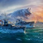 World of Warships' e Alman Destroyerlar Geldi