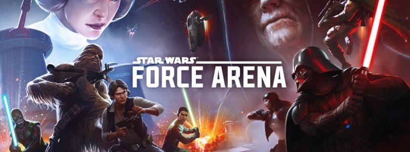 Star Wars™: Force Arena Mobilde Yayınlandı