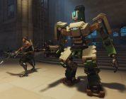 Overwatch'un Sevimli Robotu Bastion'a Dengeleme Geliyor