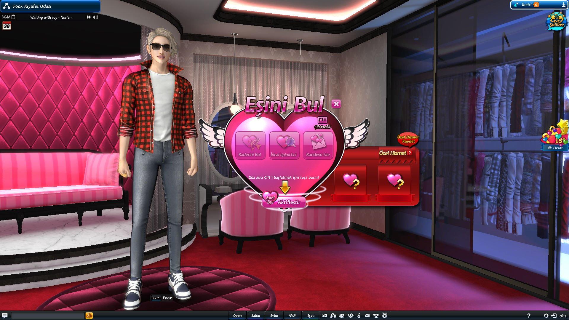 2019 Sevgililer Günü Hazırlıkları