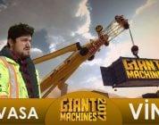 Giants Machine 2017 1. Bölüm – Devasa Vinç