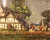 Ashes Of Creation'dan Oyunda Sahip Olabileceğiniz Evleri Gösteren Video