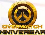 Overwatch Kahramanları Yıl Dönümü Kostümlerine Kavuşuyor