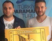 Paramanya Gaziantep Turnuvası Gerçekleşti