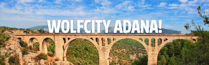 Wolfcity Turnuvası Adana'ya Geliyor