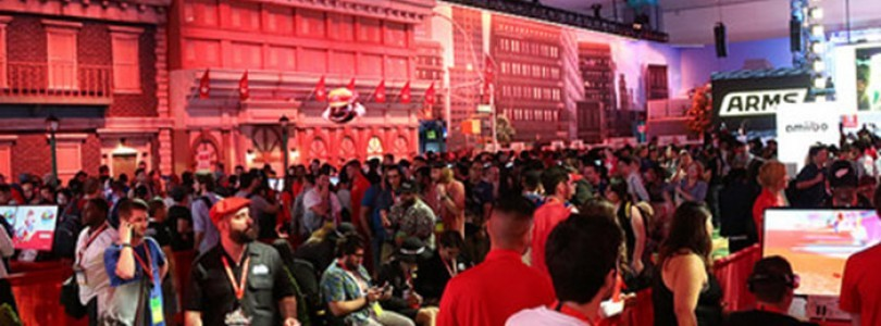 E3 2017 Katılımcı Rekoru Kırdı