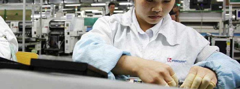 Foxconn, iPhone 8'in Ön Üretimine Başladı