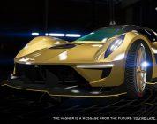 GTA Online'a Yeni Mod Ve Süper Hızlı Yeni Araba Geldi