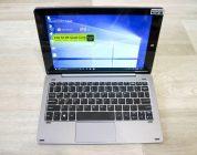 Android ve Windows'un Yüklü Olduğu Tablet PC'ye Övgüler Diziliyor!
