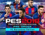 Pro Evolution Soccer 2018'in Demosu Geliyor!