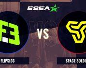 ESEA Premier 25.Sezonu Liderliğine Space Soldiers Oturdu!