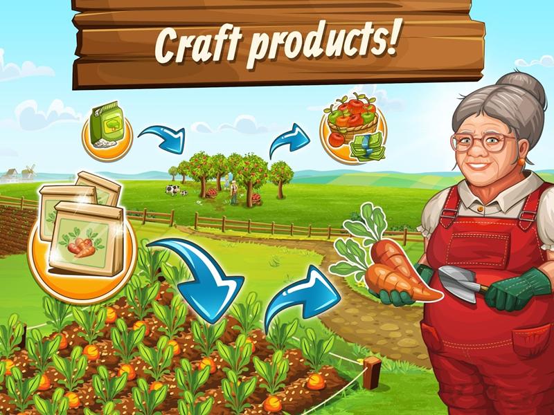Big Farm Mobile Harvest Forum