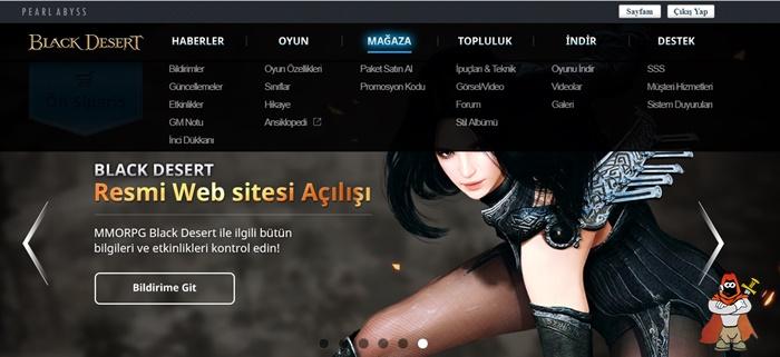 Black Desert Online Beta Key Kullanımı 3