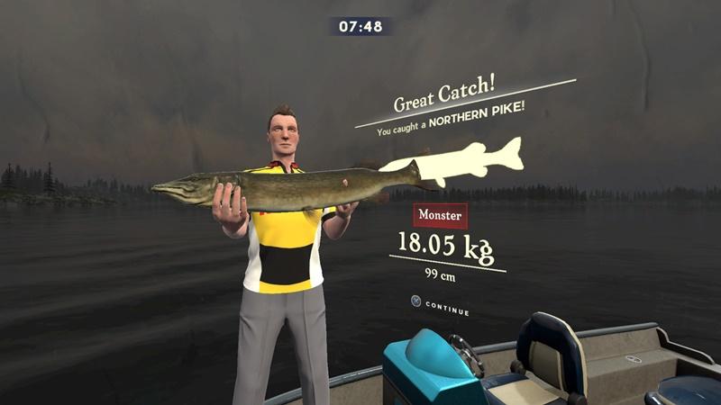 Bu hafta kacak oyunlar n simleri for Rapala fishing pro series