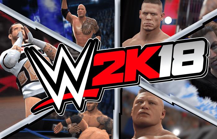 WWE 2K18 Nihayet Oyun Severler'in Karşısına Çıktı!