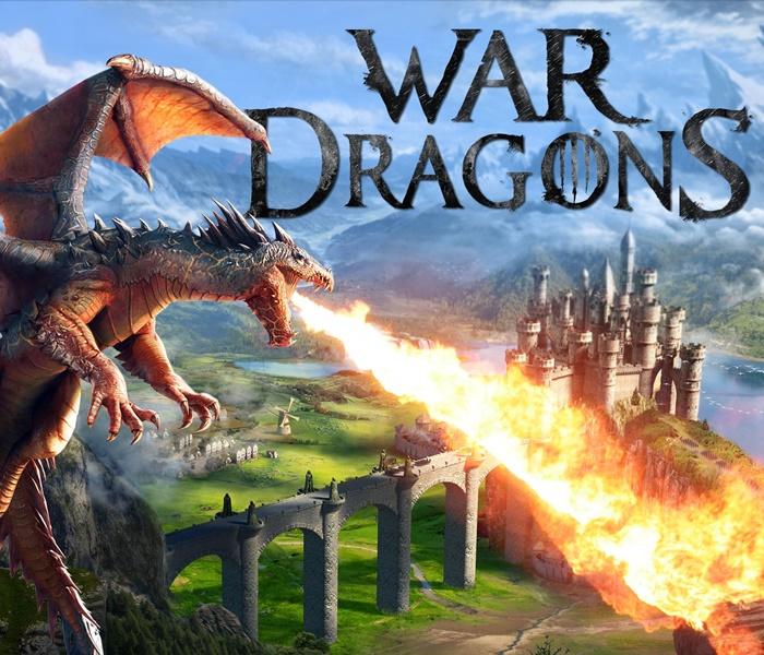 War Dragons Güncellendi!