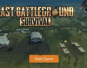 Mobil Platformun Battle Royale Oyunu: Last Battleground: Survival!