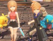 World of Final Fantasy Artık Steam'de