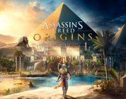 Assassin's Creed Origins'in Yeni Güncellemesinde Final Fantasy XV Ögeleri Göreceğiz!