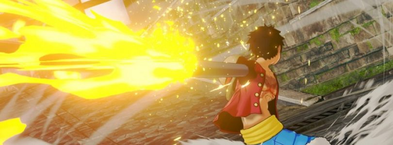 One Piece World Seeker 2018'de  Geliyor