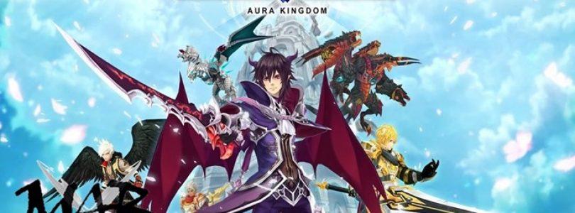 Aura Kingdom Android Platformunda Ön Kayıtlara Açıldı!