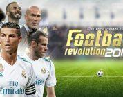 Beklenen Mobil Oyun Football Revolution 2018 Yayınlandı!