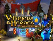 Çok Platformlu MMORPG Villagers and Heroes iOS İçin de Çıktı