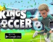 Kings of Soccer – Manage, Score & Win Android Platformunda Erken Erişimde!