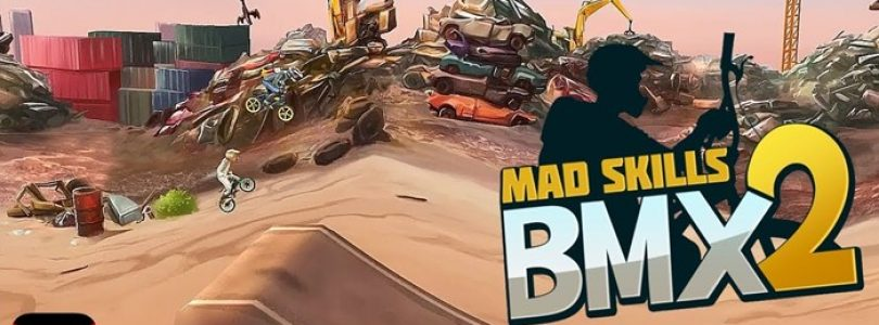 Mad Skills BMX 2 Mobil Platformlarda Güncellendi!