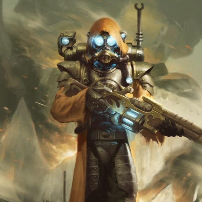 Warhammer 40K: Mechanicus Bu Sene Çıkıyor