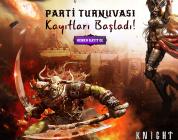 2018 Knight Online Parti Turnuvası Duyuruldu!