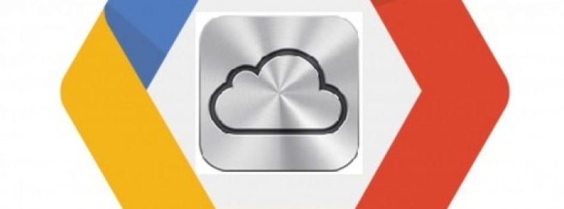 iCloud Verilerinin Google'ın Bulut Servisinde Saklandığı Ortaya Çıktı