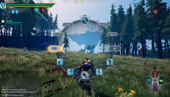 Dauntless Arayüzü Değiştiriliyor