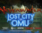 Neverwinter: Lost City of Omu DLC'si Konsola Geliyor!