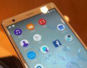 Sony 4K Çerçevesiz Telefon Üzerine Çalışıyor