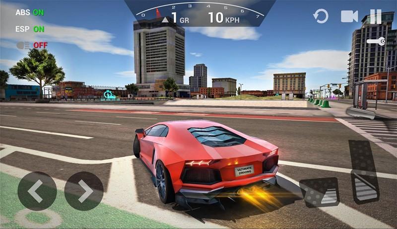 Car Driving Games >> Ultimate Car Driving Simulator Guncellendi