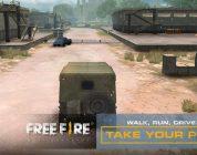 Free Fire – Battlegrounds Güncellendi!
